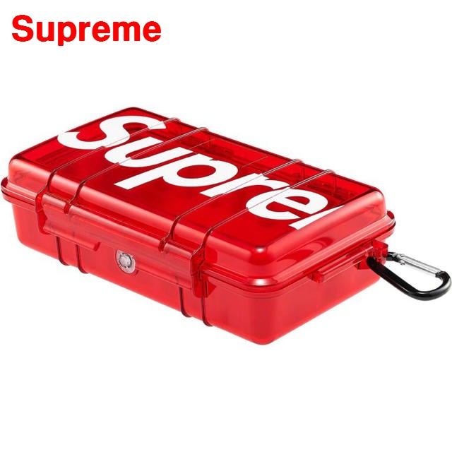 Red【Supreme Pelican 1060 Case シュプリーム ペリカン ケース 赤 レッド 2019AW 2019FW】