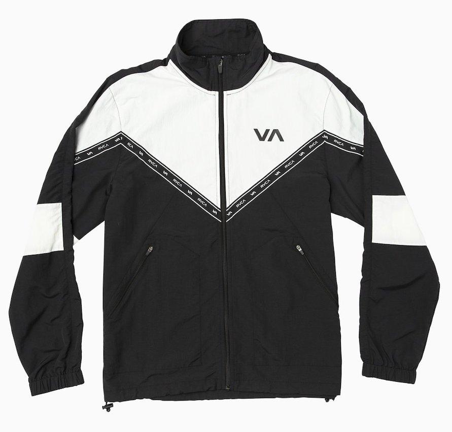 RVCA Control Track Jacket Black L 送料無料