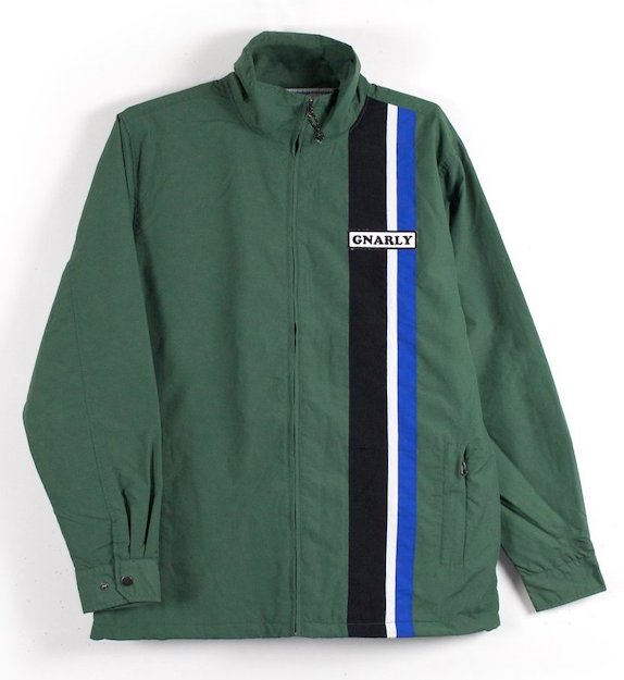 Gnarly Warp Jacket Forest Green M 送料無料