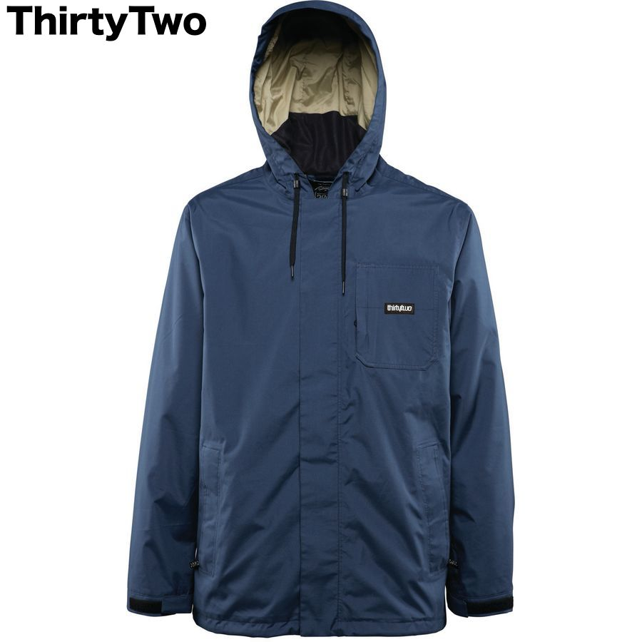 15-16 ThirtyTwo Kaldwell Jacket Indigo S