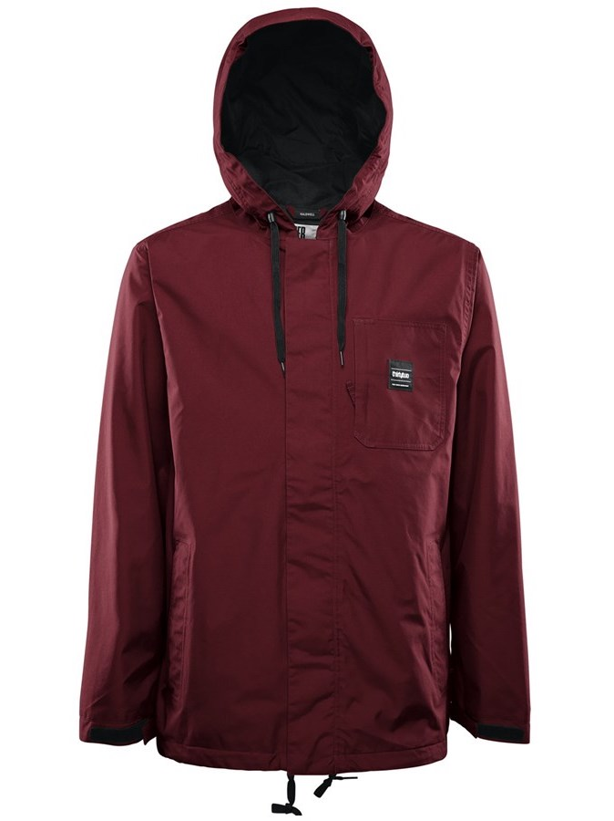 16-17 ThirtyTwo Kaldwell Jacket Burgundy S 送料無料