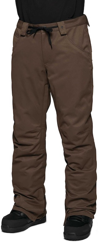 17-18 ThirtyTwo Wooderson Pant Brown S 送料無料