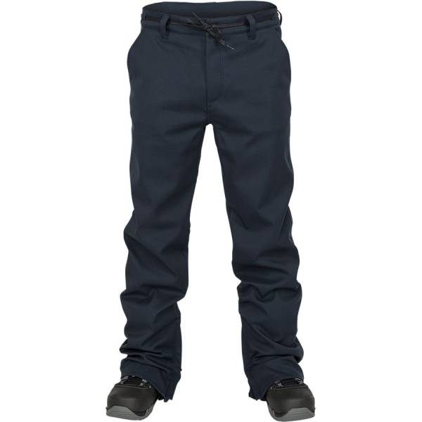 L1 x KR3W Straight Leg Pant Midnight Blue S