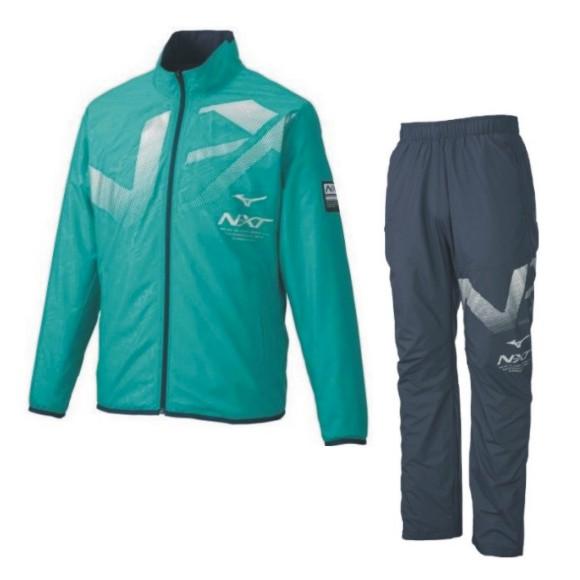 ミズノ N-XT ブレスサーモウォーマージャケット&パンツ 32JE974024 32JF974014 L 男女兼用 セットアップ