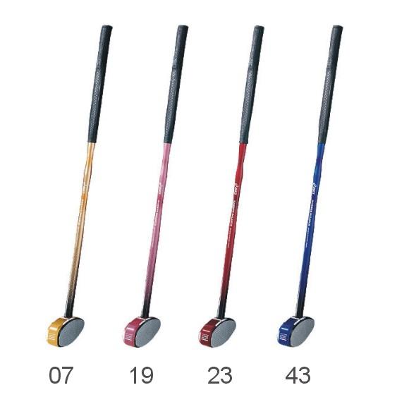 アシックス ハンマーバランスクラブ(一般右打者専用) GGG184 asics グラウンドゴルフクラブ 送料無料