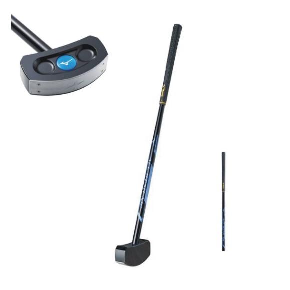 ミズノグラウンドゴルフ クラブ オールスターMC C3JLG802 92 ブラック×ブルー
