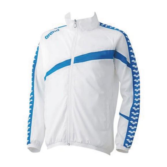 アリーナ ウインドジャケット ARN-6300 WHT ホワイト