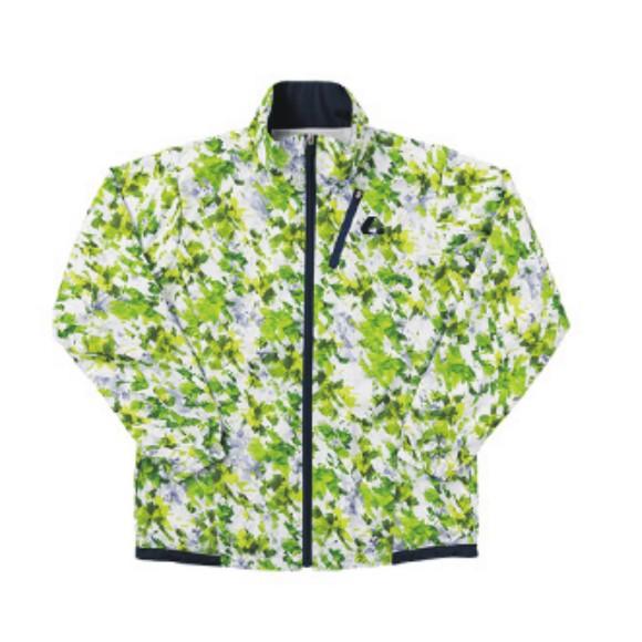ルーセント Ladies ウォーマーシャツ レディース XLW-6355 ライム