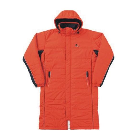 ルーセント Uni ベンチコート ユニセックス XLW-8322 オレンジ 男女兼用 コート
