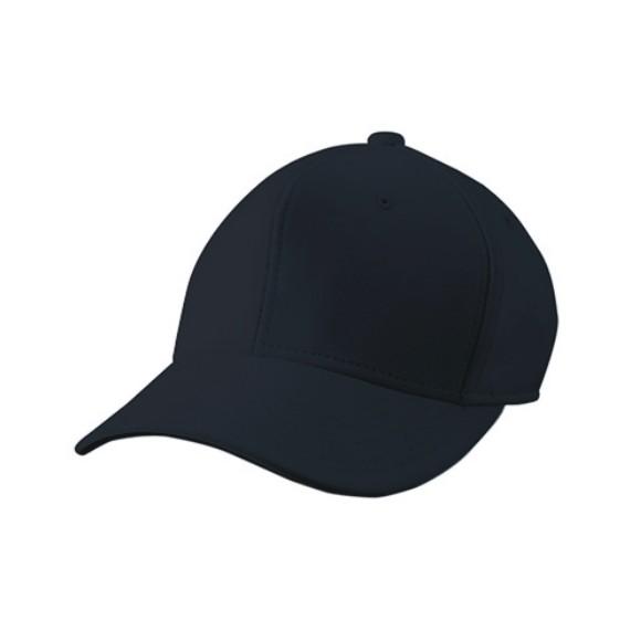 wundouの野球用帽子 アウトレット ウンドウ 付与 wundou 六方型ベースボールキャップ ブラック 野球 P81-34