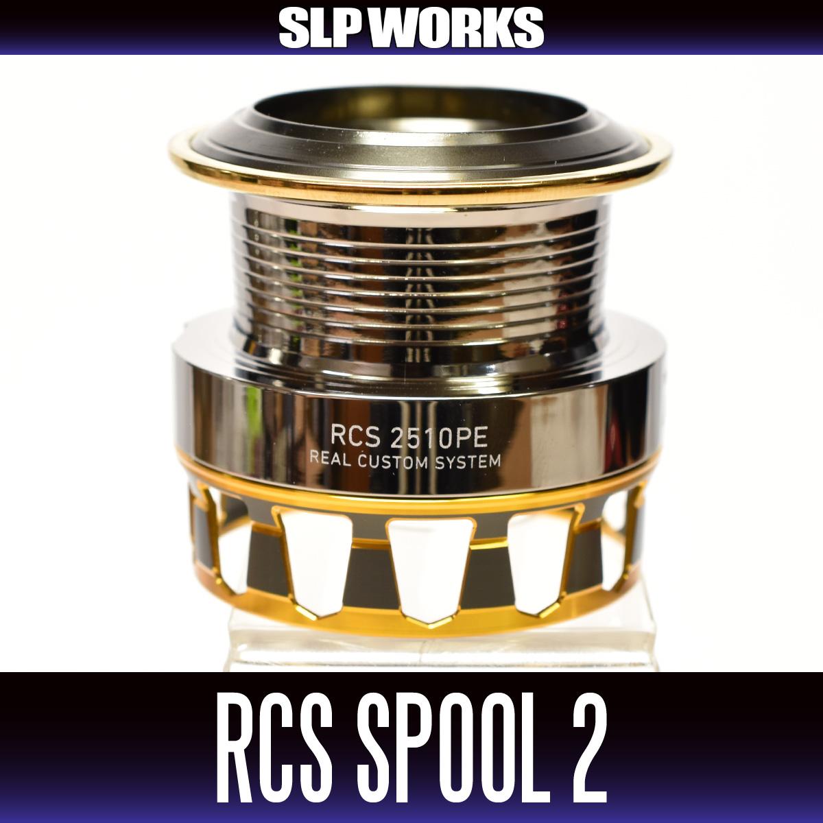 RCS spool 2510 PE air II (gold) *