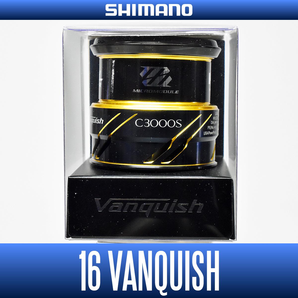 【シマノ純正】16ヴァンキッシュ C3000S番クラス スペアスプール