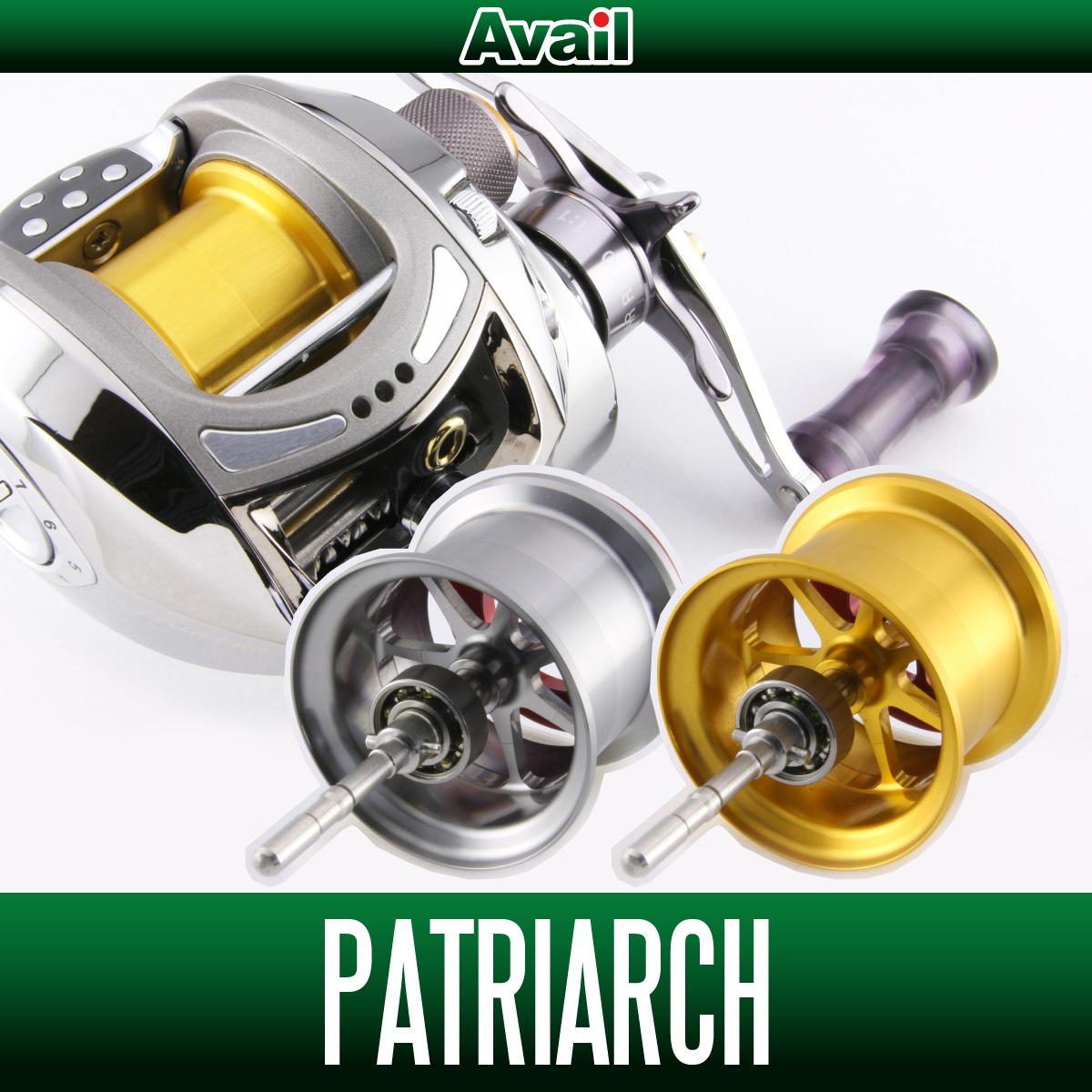 (Avail/アベイル)フルーガー パトリアークシリーズ用 NEWマイクロキャストスプール PAT30R