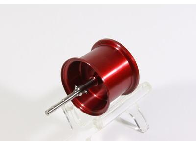 Avail(アベイル) アンタレスAR用 軽量浅溝スプール Avail Microcast Spool ANTAR25 (溝深さ2.5mm) レッド *