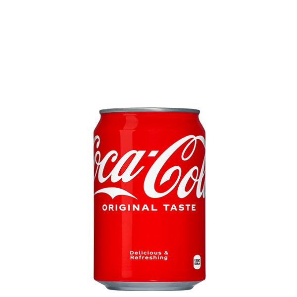 コカ 爆買い新作 コーラ 350ml缶 大特価