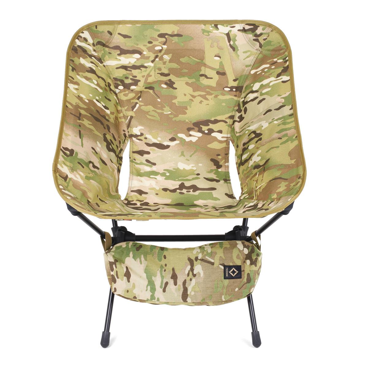 Helinox/ヘリノックス Tactical Chair L/タクティカルチェア L マルチカモ