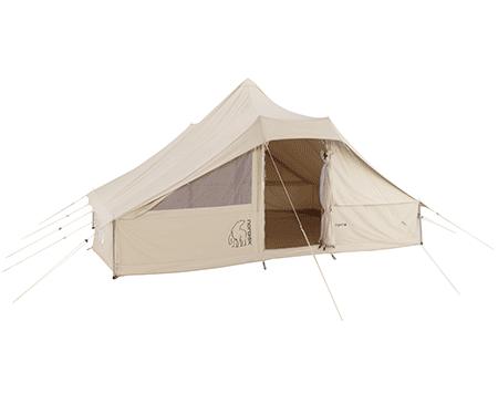 NORDISK/ノルディスク Utgard 13.2/ウトガルド13.2 6人用 キャンプ用テント 【日本正規品】