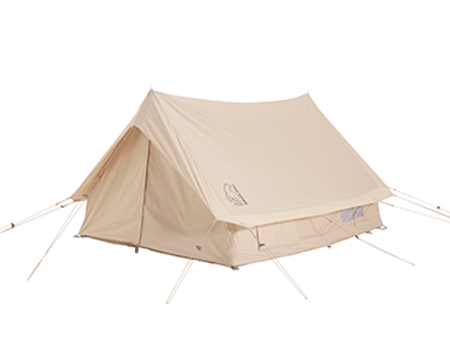 NORDISK/ノルディスク Ydun 5.5/ユドゥン5.5 3人用 キャンプ用テント 【日本正規品】