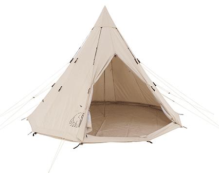 NORDISK/ノルディスク Alfheim 12.6/アルヘイム12.6 6人用 キャンプ用テント 【日本正規品】
