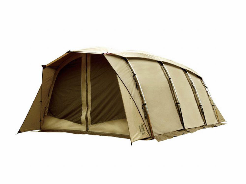 CAMPAL JAPAN/キャンパルジャパン アポロン(5人用アーチ型テント)