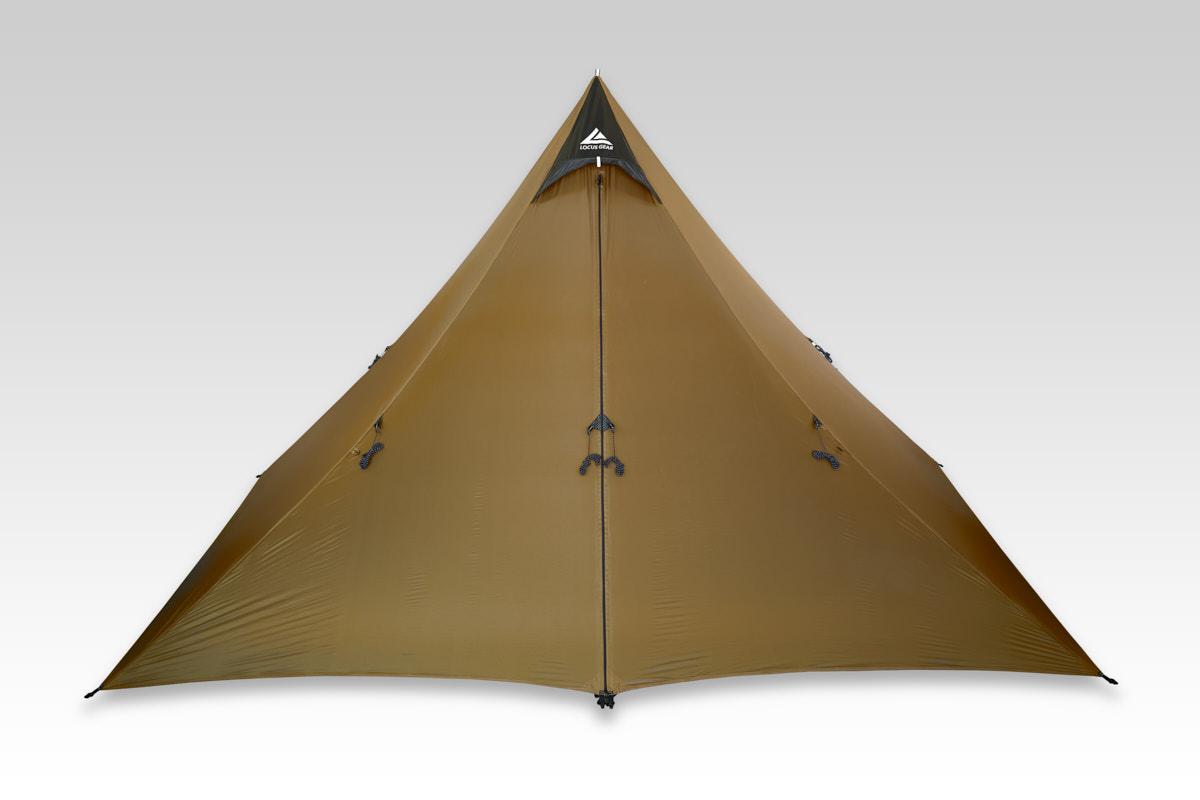 LOCUS GEAR/ローカスギア Khafra HB Kit (Khafra HB Footprint、カーボン・ポール付き)