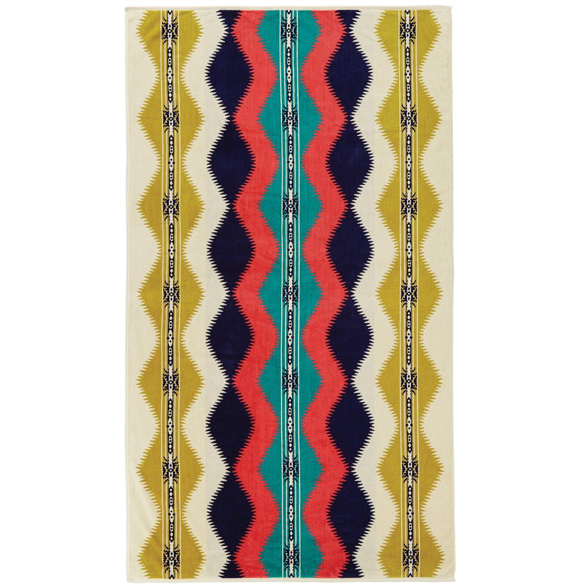 PENDLETON/ペンドルトン ジャガードバスタオルオーバーサイズ XB233 Saguaro(55104)