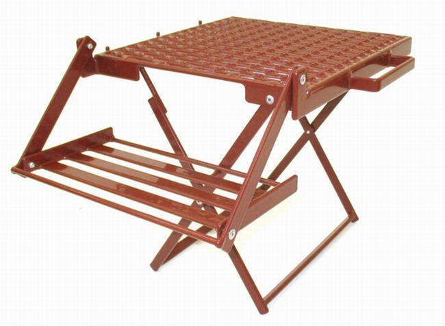 NATURE TONES/ネイチャートーンズ The Folding Jug Stand II チョコレートブラウン