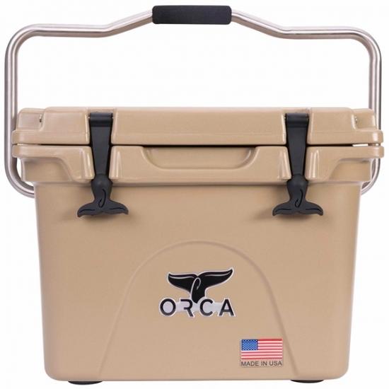 ORCA/オルカ Tan 20Quart Cooler 【日本正規品】