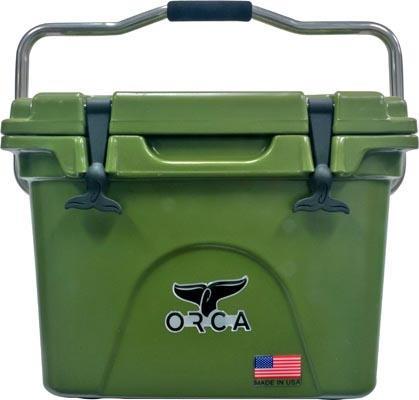 ORCA/オルカ Green 20Quart Cooler 【日本正規品】