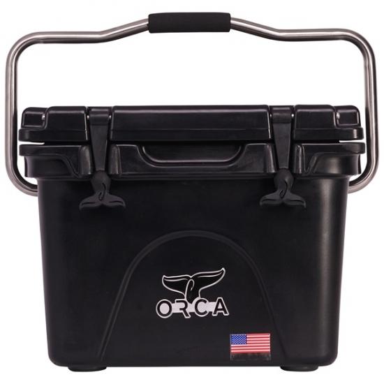ORCA/オルカ Black/Black 20Quart Cooler 【日本正規品】