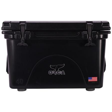 ORCA/オルカ Black 40Quart Cooler 【日本正規品】
