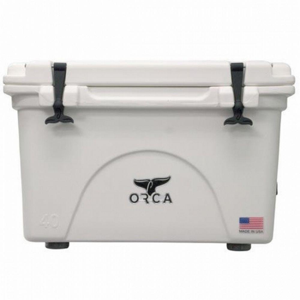 ORCA/オルカ White 40Quart Cooler 【日本正規品】