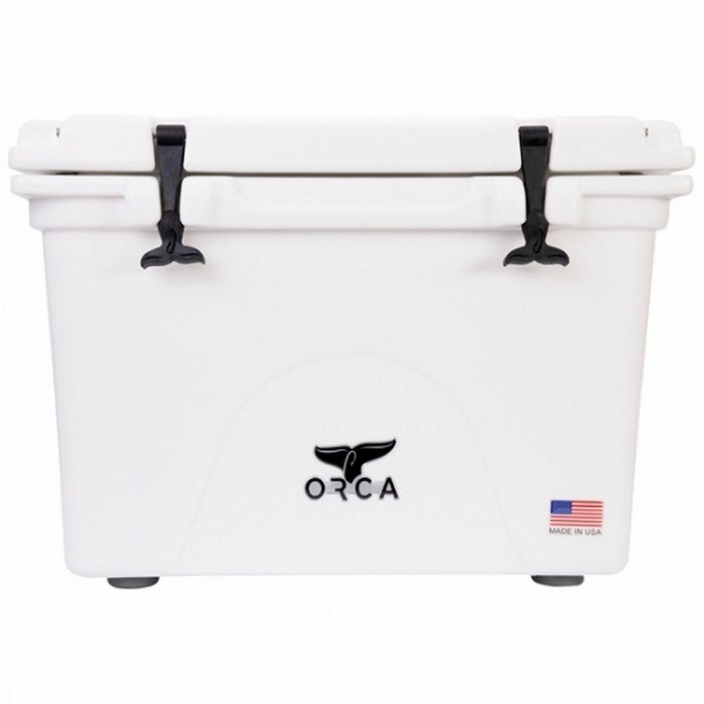 ORCA/オルカ White 58 Quart Cooler 【日本正規品】