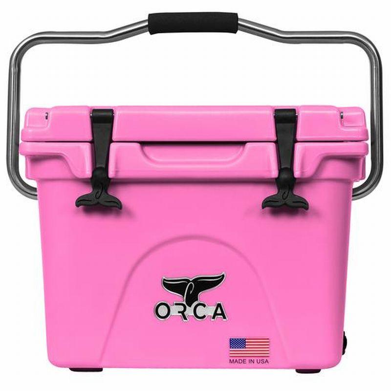 ORCA/オルカ Coolers 20 Quart Pink 【日本正規品】