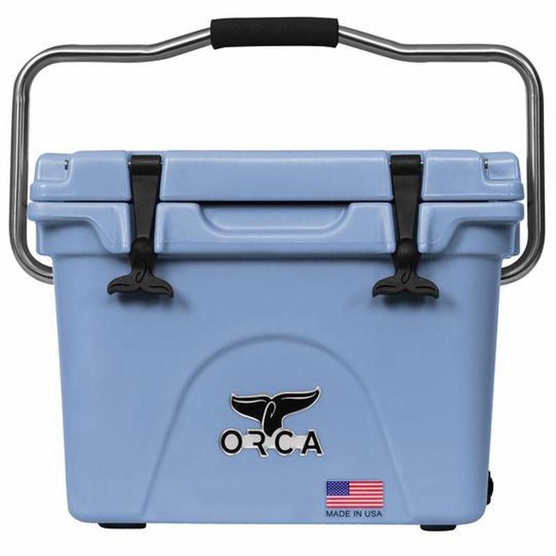 ORCA/オルカ Coolers 20 Quart Light Blue 【日本正規品】