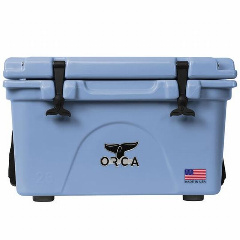 ORCA/オルカ Coolers 26 Quart Light Blue 【日本正規品】