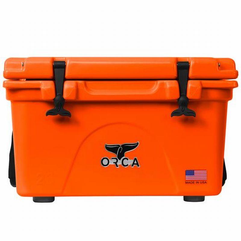 ORCA/オルカ Coolers 26 Quart Blaze Orange 【日本正規品】