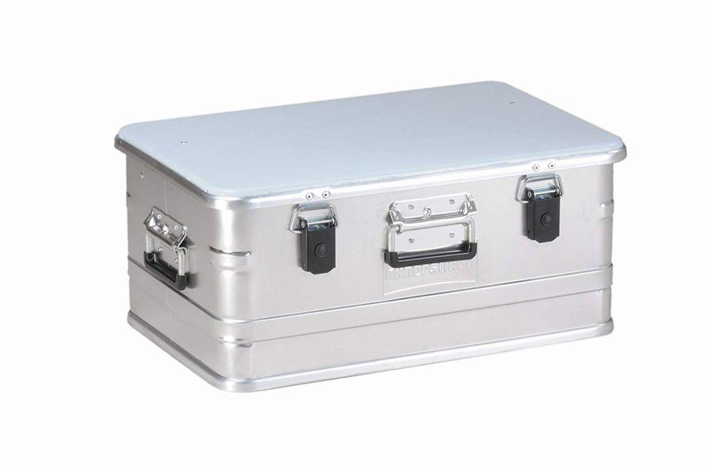 HUNERSDORFF/ヒューナースドルフ Aluminium Profi Box/アルミニウム プロフィー ボックス 47L