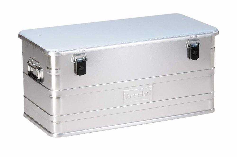 HUNERSDORFF ボックス/ヒューナースドルフ Aluminium 91L Profi Profi Box/アルミニウム プロフィー ボックス 91L, 五木村:5604feee --- gallery-rugdoll.com