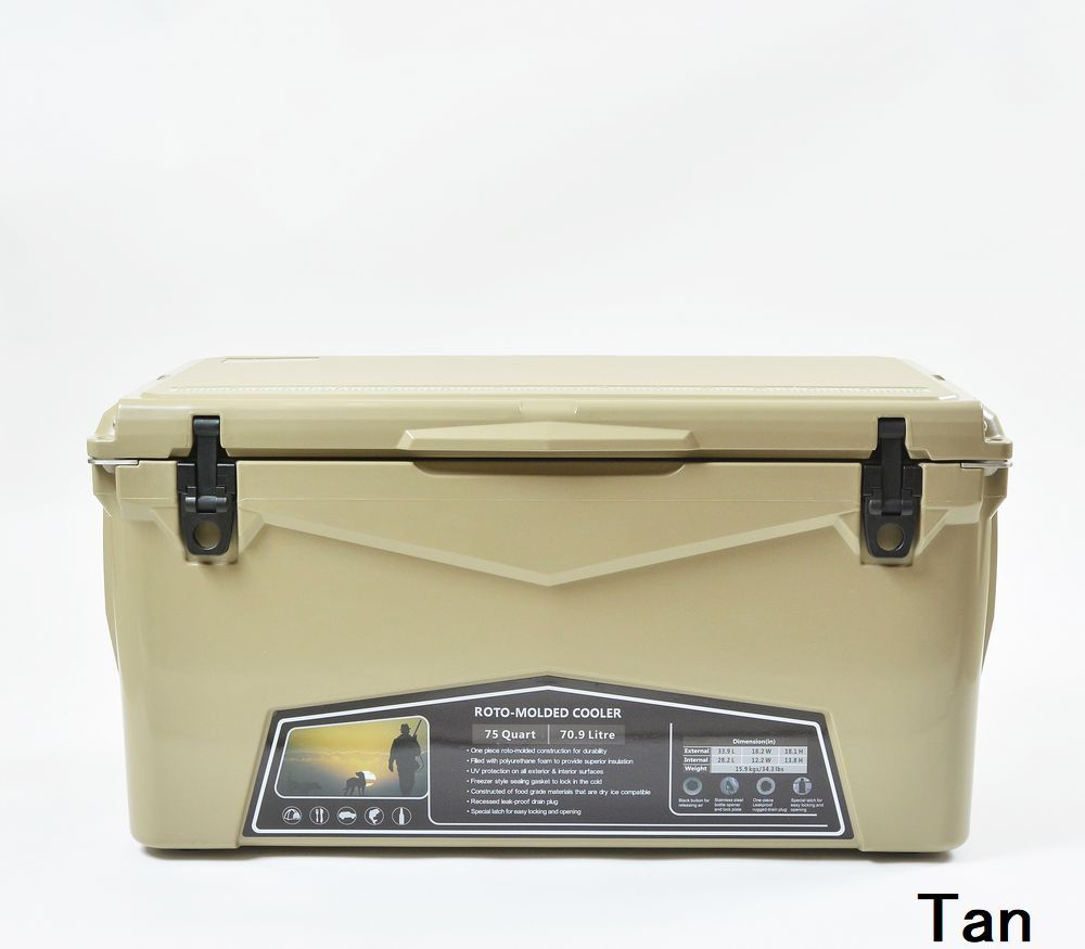 Iceland Cooler Box/アイスランドクーラーボックス 75QT(70.9L)【日本正規品】