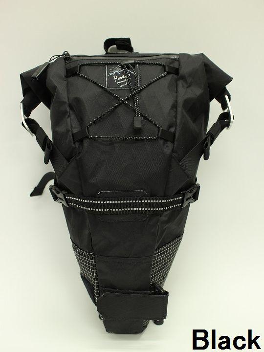 RawLow Mountain Works/ロウロウマウンテンワークス Bike'n Hike Bag X-Pac ver. サドルバッグ