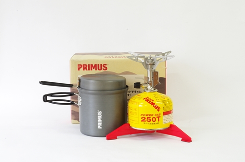 プリムス PRIMUS プリムス・スターターボックス3