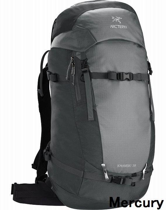 ARC'TERYX/アークテリクス Khamski 38 Backpack/カムスキー 38 バックパック  メンズ/レディース 【日本正規品】