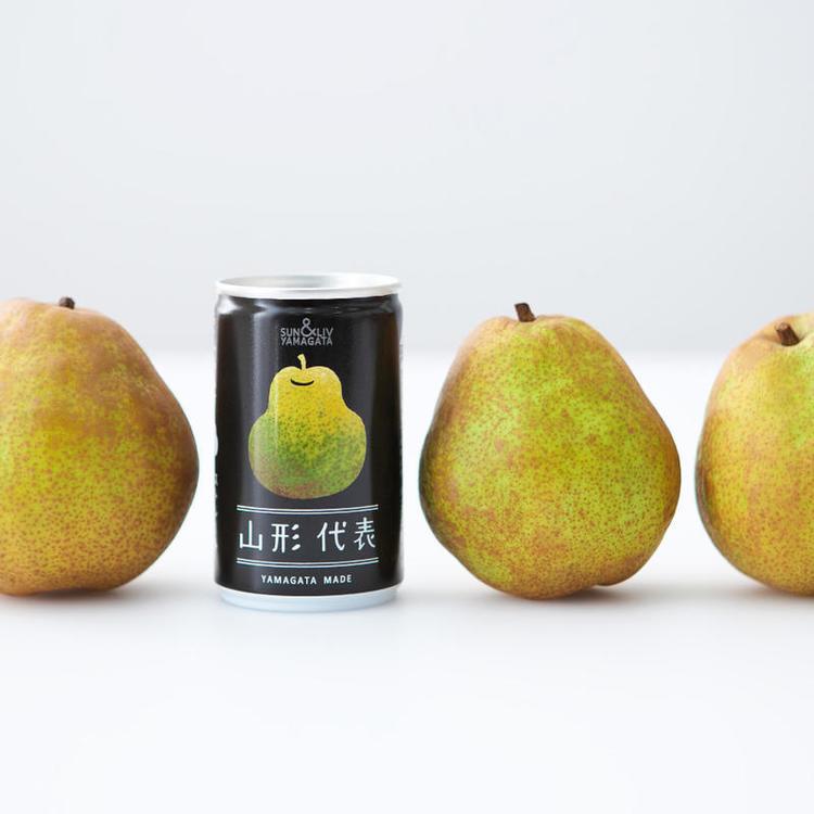 【山形から直送】果汁100%ジュース山形代表15本セット(7種)