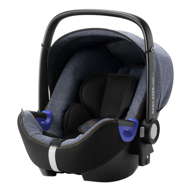i-size(ブリタックス チャイルドシート ベビーセーフ2 Britax ブルーマーブル アイサイズ) BABY-SAFE2