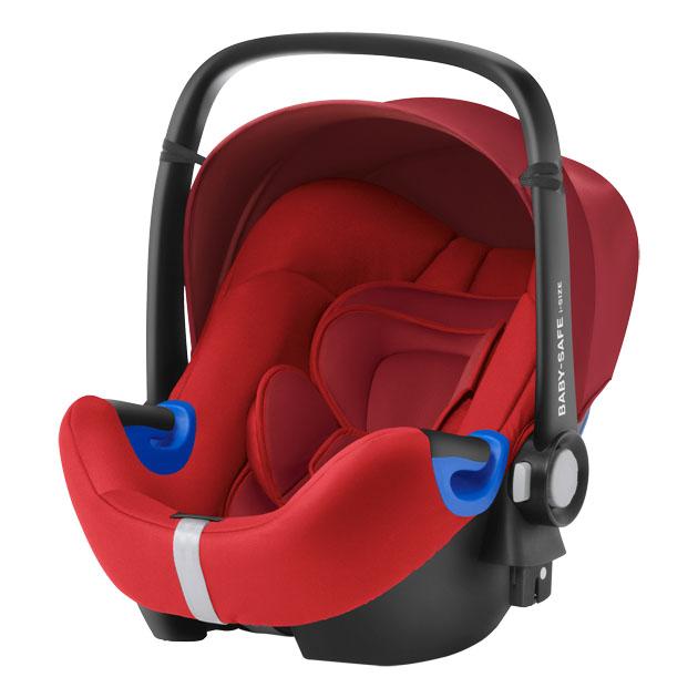 チャイルドシート Britax(ブリタックス) BABY-SAFE i-size(ベビーセーフ アイサイズ) FLAME RED フレイムレッド
