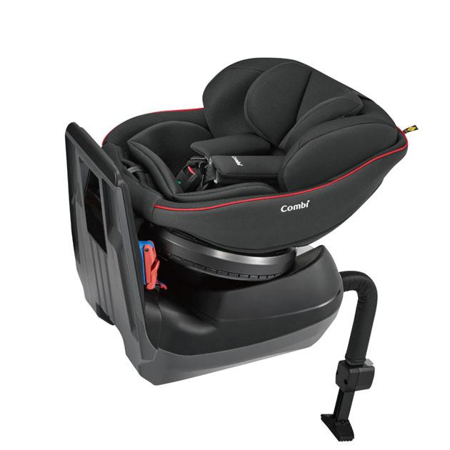チャイルドシート Combi CULMOVE Smart Light エッグショック シートベルト(コンビ クルムーヴ スマート ライト) JM ブラック