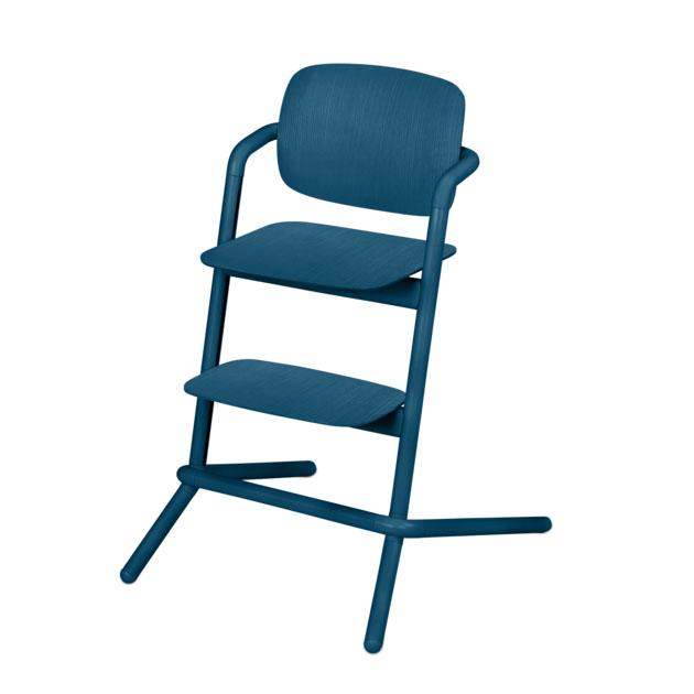ベビーチェア CYBEX LEMO Chair Wood ( サイベックス レモ チェア ウッド ) トワイライトブルー