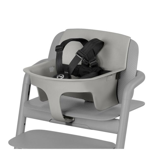 ベビーチェアオプション CYBEX(サイベックス) LEMO Baby Set(レモ ベビーセット) ストームグレー