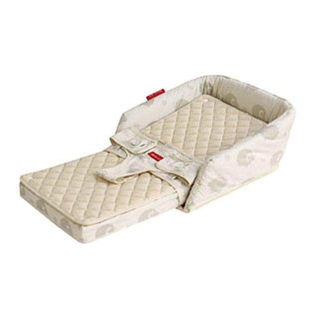 寝具小物 farska(ファルスカ) Bed in Bed FLex(ベッドインベッドフレックス) シープ&ホルン